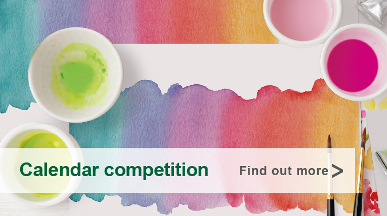 We want our 2021 calendar to be our most vibrant and colourful calendar ever!
