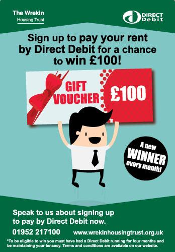 Direct Debit flyer 2016