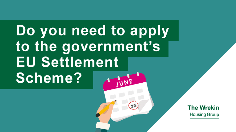 Now the UK has left the European Union, you and your family may need to apply to the EU Settlement Scheme to continue living in the UK after 30 June 2021.