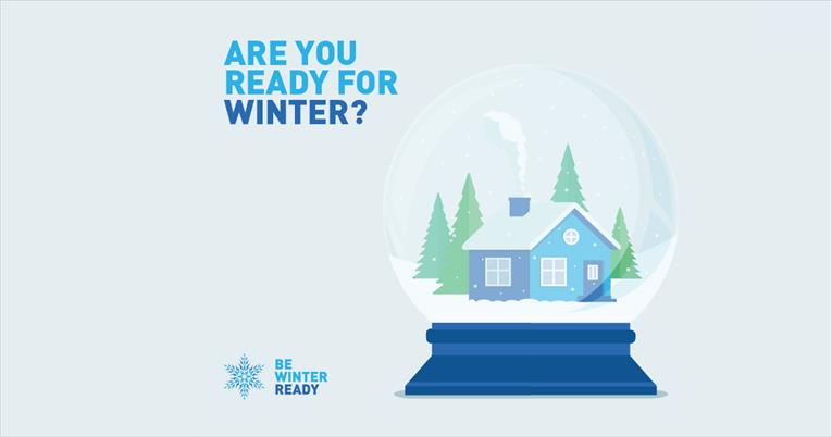 Winter ready logo
