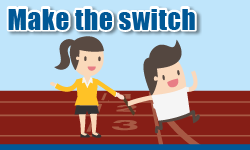 UC make the switch button